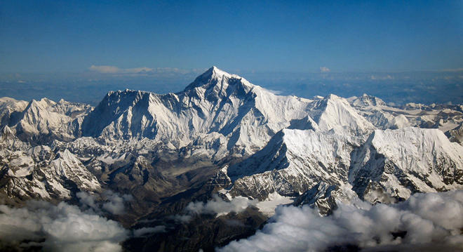 Everestin hündürlüyü yenidən ölçüləcək