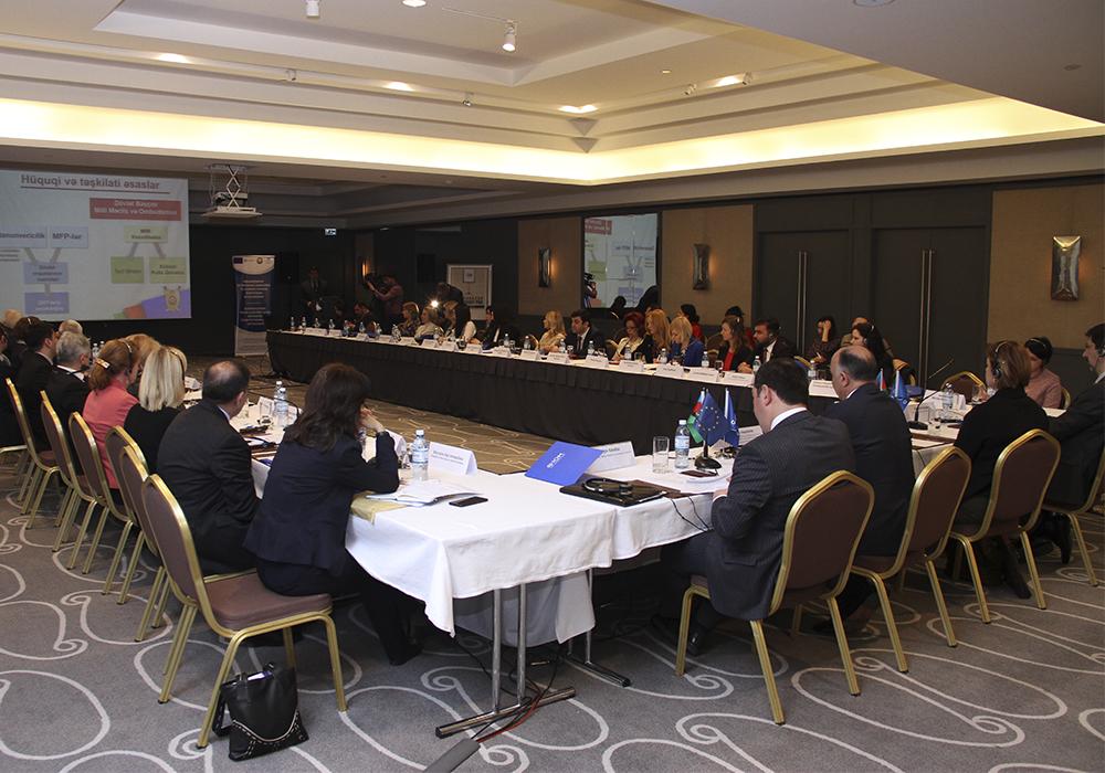 İnsan alveri ilə mübarizə sahəsində beynəlxalq seminar keçirilmişdir