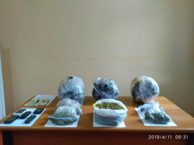 İrandan Azərbaycana 6 kq-dan çox narkotik gəririlməsinin qarşısı alındı