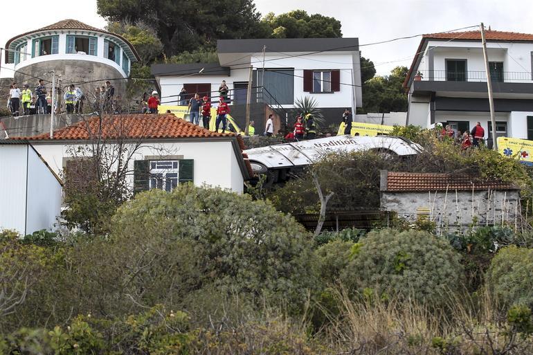 Portuqaliyada qəza - 28 alman turist öldü