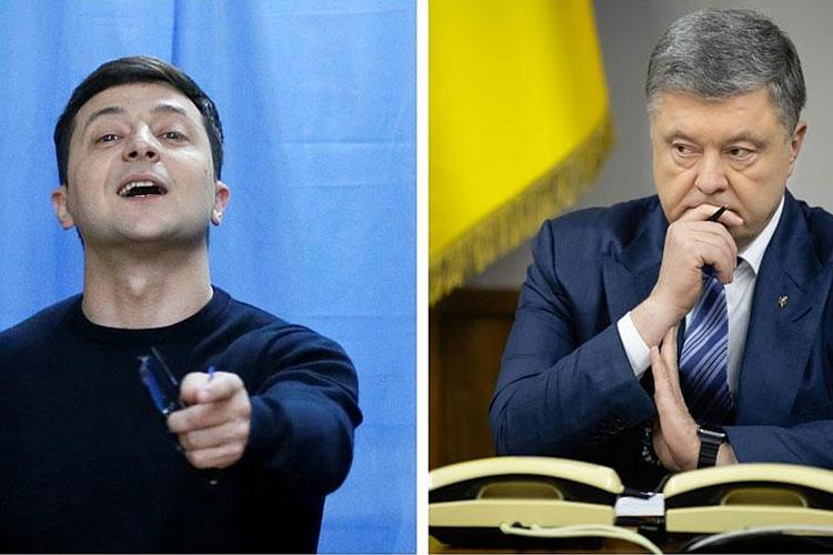 Zelenski Ukrayna prezidenti seçkilərində qalib gəldi - Exit poll