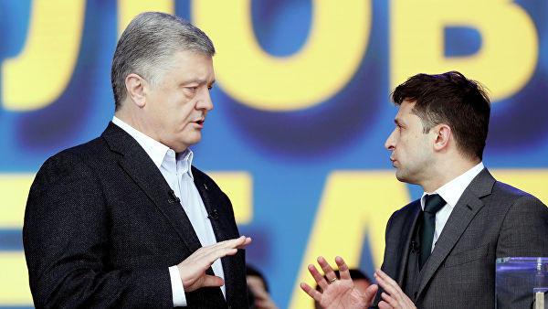Ukraynada kim qalib gələcək - Zelenski, yoxsa Poroşenko?