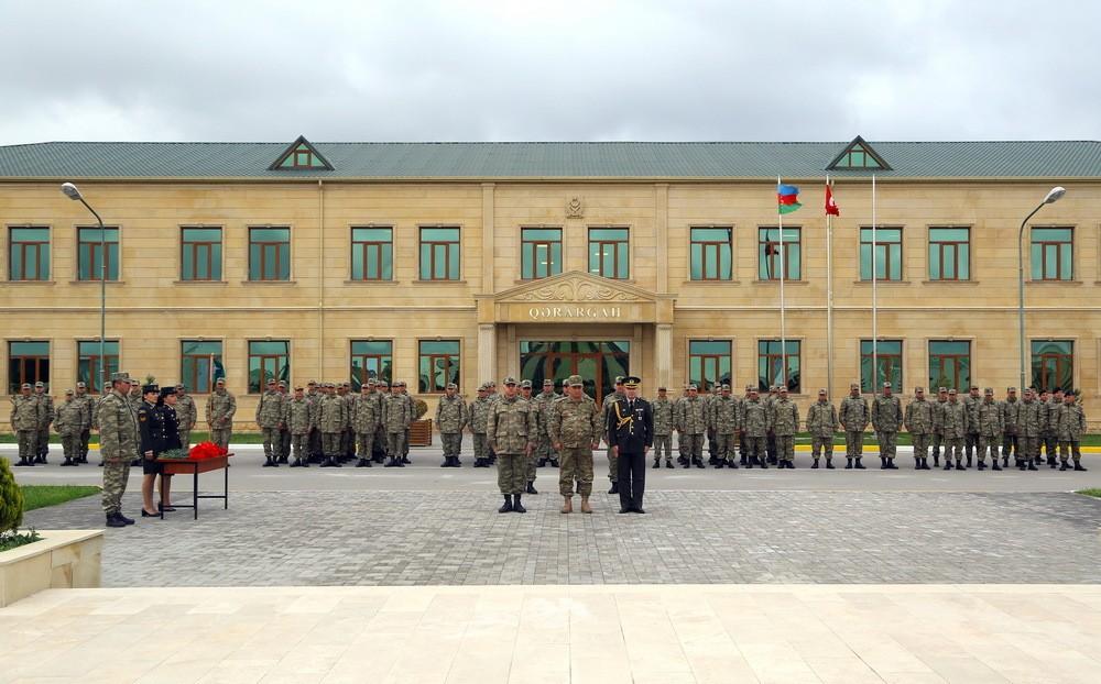 Azərbaycan-Türkiyə döyüş atışlı birgə taktiki təlimi keçiriləcək - FOTOLAR