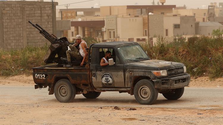 Tripoli hava limanının böyük hissəsi ələ keçirildi