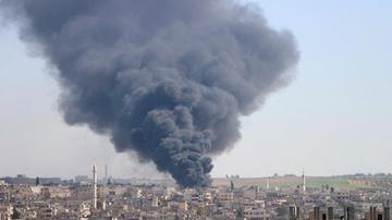 Suriyada partlayış -