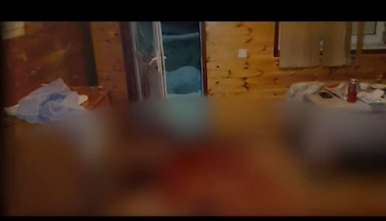 Bakıda məşhur oteldə sevgilisini öldürən qadının görüntüləri yayıldı: