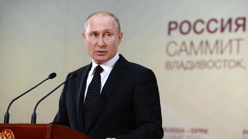 Putin Ukraynadakı prezident seçkisinin nəticələrinə münasibət bildirdi