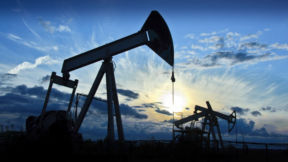 ABŞ-ın gündəlik neft hasilatı 12,1 milyon barreldir