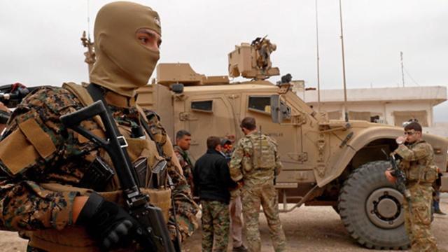 Şok: ABŞ 20 min PKK-lıya təlim keçib - Suriyada