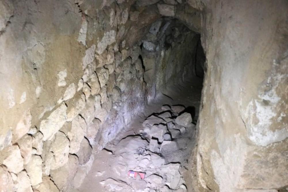 Türkiyədə yeraltı şəhər tapıldı