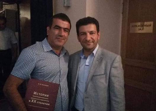 Fuad Abbasov azad edildi