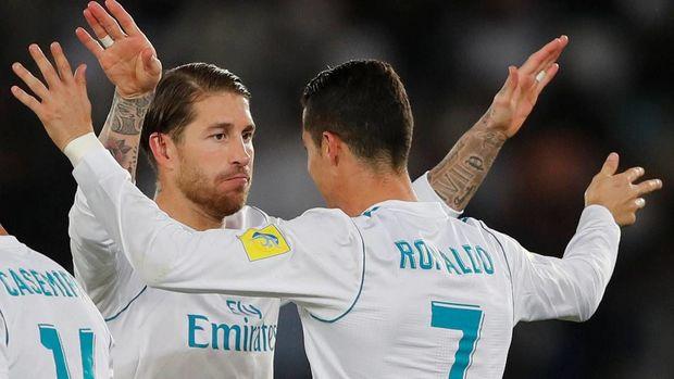 Ramos Ronaldonu toyuna çağırmadı
