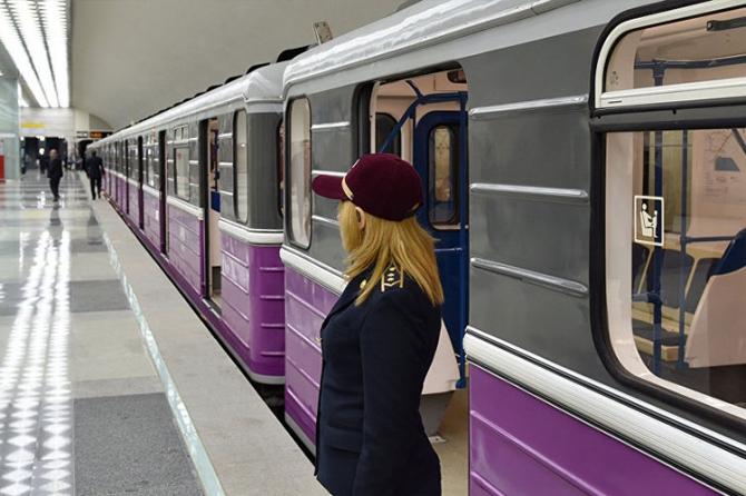 Metro istifadəçilərinin nəzərinə! - İyulun 1-dən...