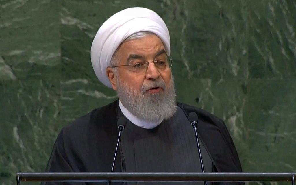Həsən Ruhani ABŞ-a viza ala bilməyib