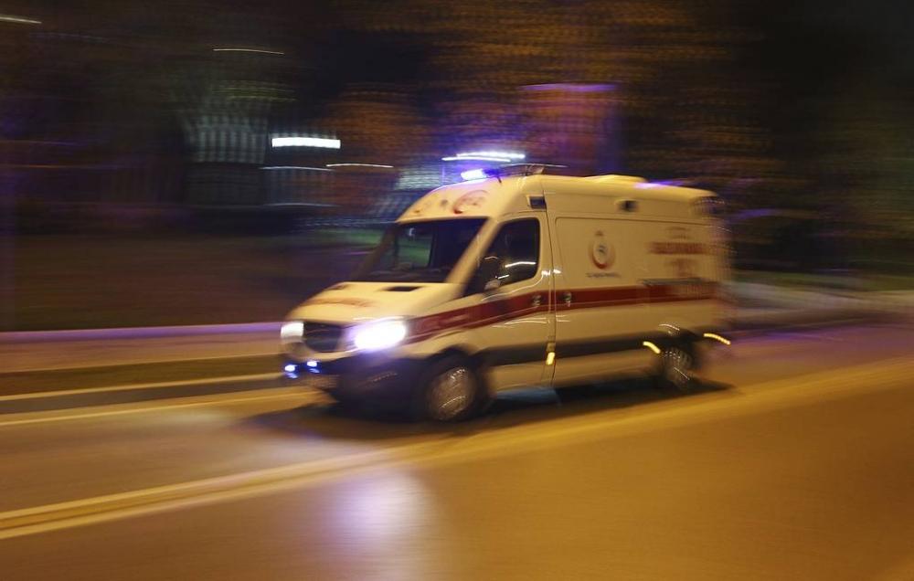 Antalyada rusiyalı turistləri daşıyan avtobus aşdı - Yaralılar var