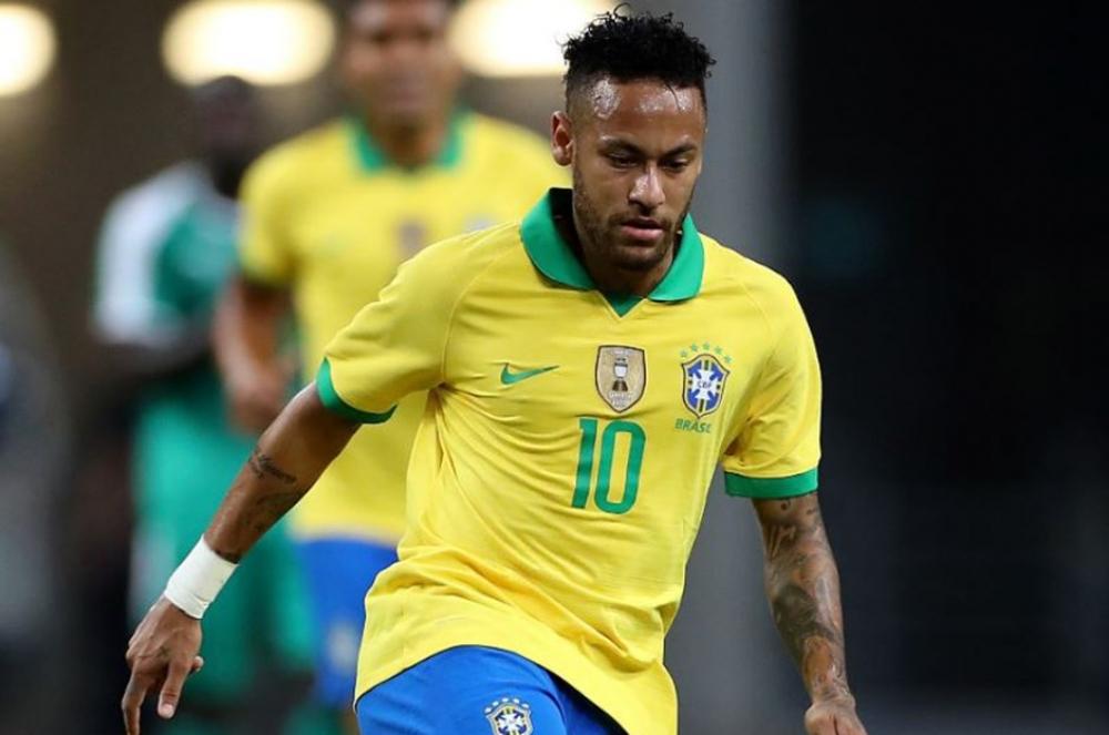 Braziliya-Seneqal yoldaşlıq oyunu Neymar üçün əlamətdar oldu