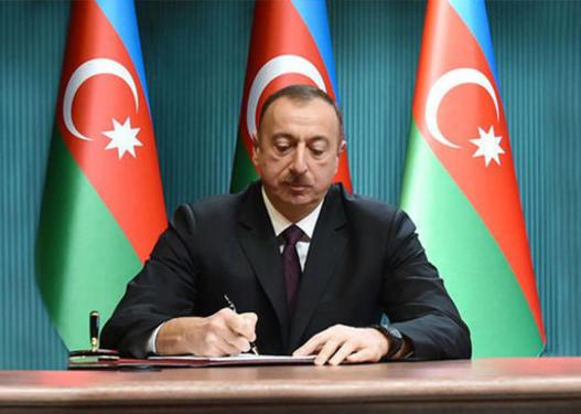 İlham Əliyev S. Cabbarovla bağlı sərəncam imzaladı -