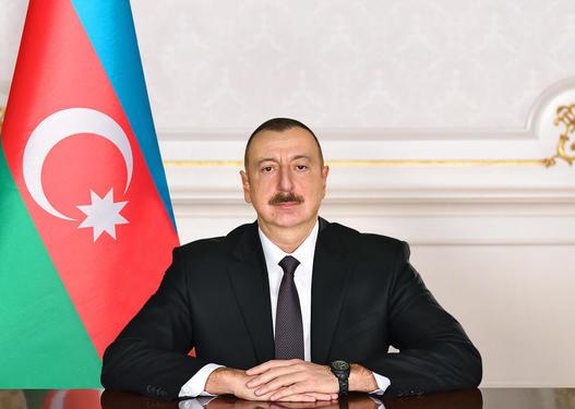 Azərbaycan Prezidenti Bəhreynin Kralını təbrik edib