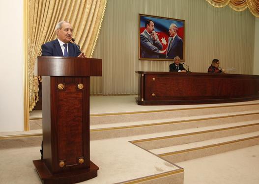 Ana Vətən Partiyası parlament seçkilərində iştirak edəcək -