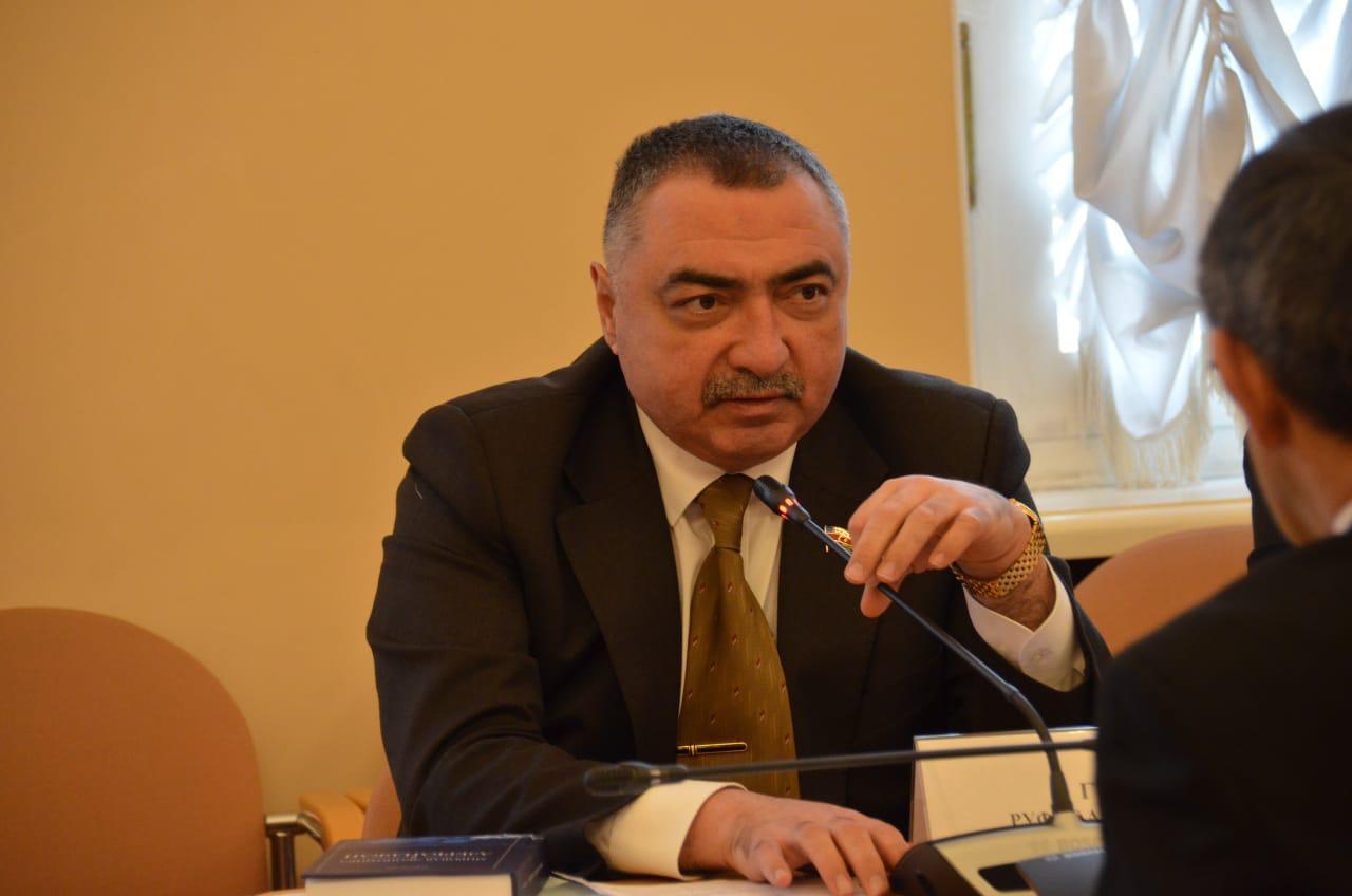 """Rüfət Quliyev: """"Bu """"qara PR""""ın müəllifini tanıyıram"""""""