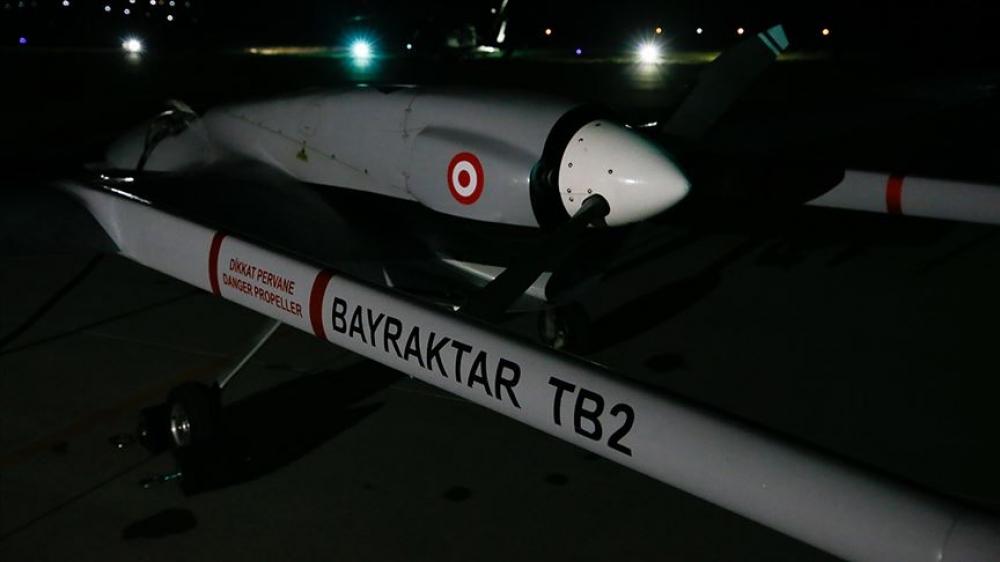 """<p><span style=""""color:#e74c3c""""><strong>T&uuml;rkiyədən yola salınan pilotsuz u&ccedil;an aparat Şimali Kiprə &ccedil;atdı</strong></span></p>"""