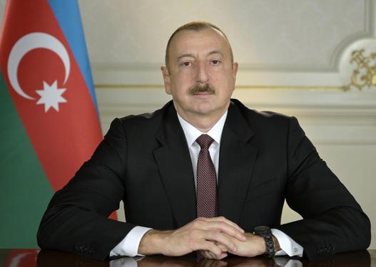 İlham Əliyev mətbuat konfransı keçirib -
