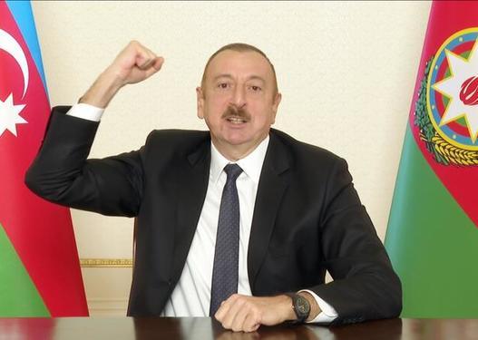 Prezident İlham Əliyev xalqın xilaskarı olmağı bacardı