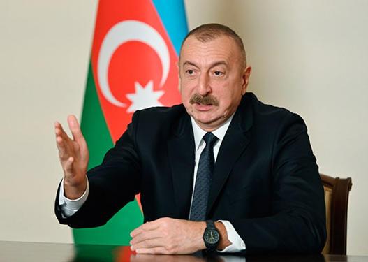 Azərbaycan Prezidenti Rusiya sülhməramlılarını tənqid etdi