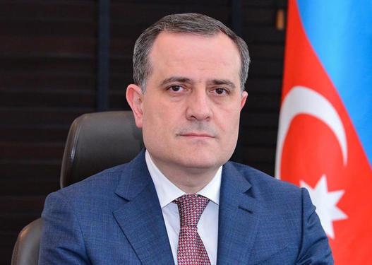 Ceyhun Bayramov Ermənistan xarici işlər naziri ilə görüşüb
