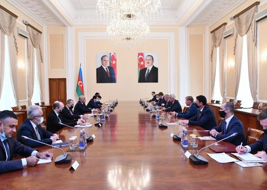 Azərbaycanla Slovakiya arasında saziş imzalandı