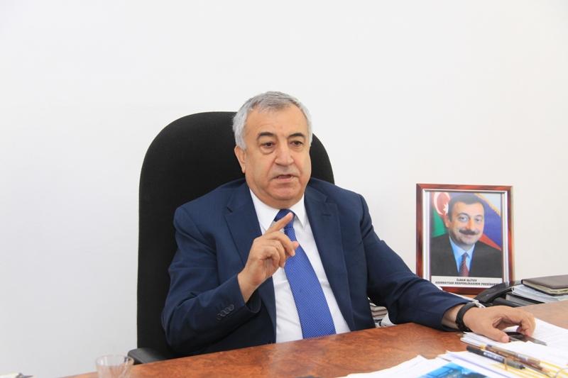 """Qubadlı Rayon İcra Başçısı Malik İsaqov: """"Mən vəzifəyə gələndə 18 ..."""