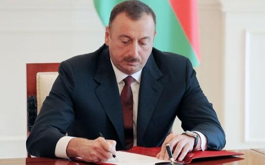 Prezident Xəzər rayonuna yeni icra başçısı təyin etdi